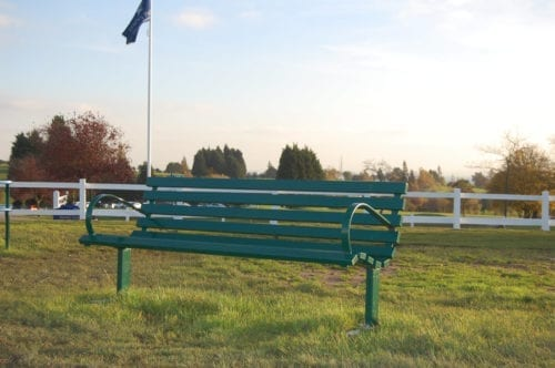 Greensted Bench