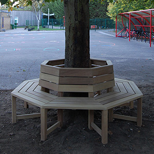 Tree Seats - Bespoke wooden Furniture