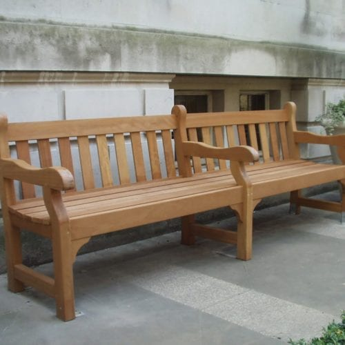 Westminster - wooden outdoor furniture