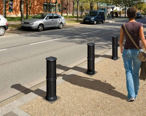 Why It's Worth to Invest in Bollards & Secure Your Private Parking Space