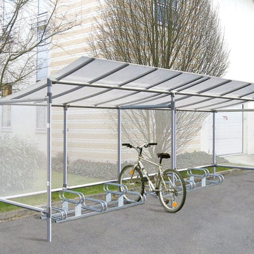Economy cycle shelter